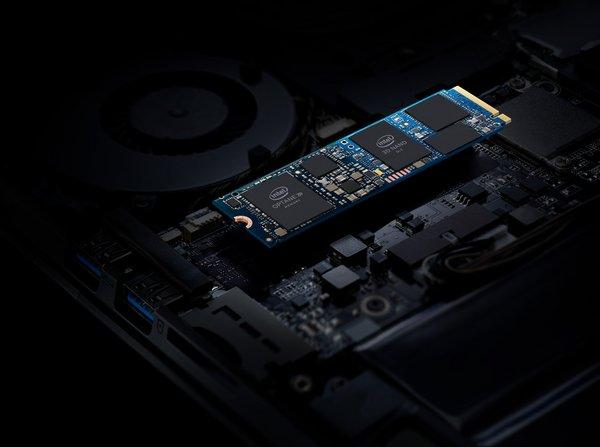 英特尔QLC 3D NAND固态盘产量破千万