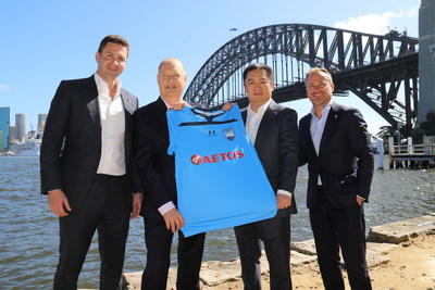 AETOS艾拓思正式续约悉尼FC