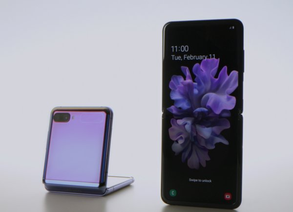 捷德移动安全eSIM技术为三星Galaxy Z Flip智能手机提供支持