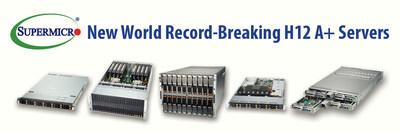 Supermicro推出行业内涵盖最广泛的搭载第二代AMD