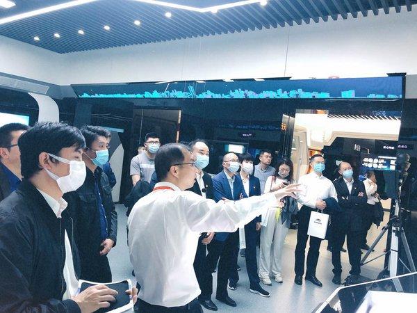 浙江联通携联通航美举办首届全时空一体化应急通信展