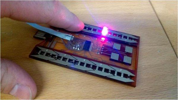 Nano Dimension的AME技术促進REHAU开发3D触摸传感器