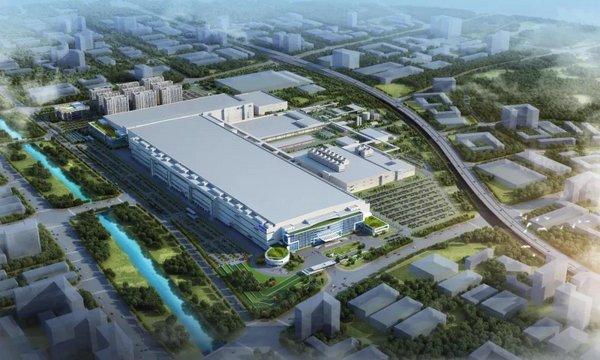 天马显示科技第6代柔性AMOLED生产线项目全面开工