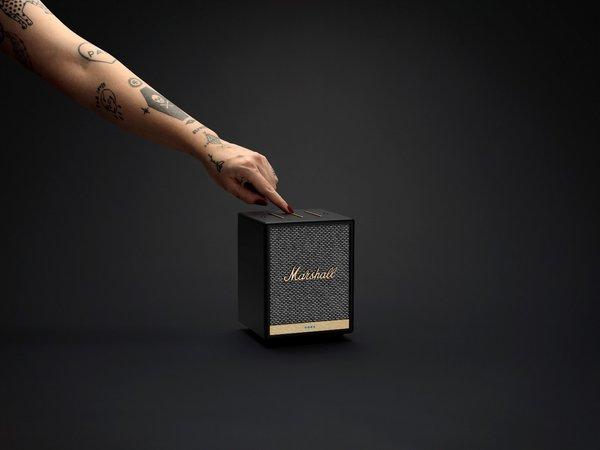 MARSHALL 发布全新 UXBRIDGE 智能音箱 方寸之间的摇滚现场
