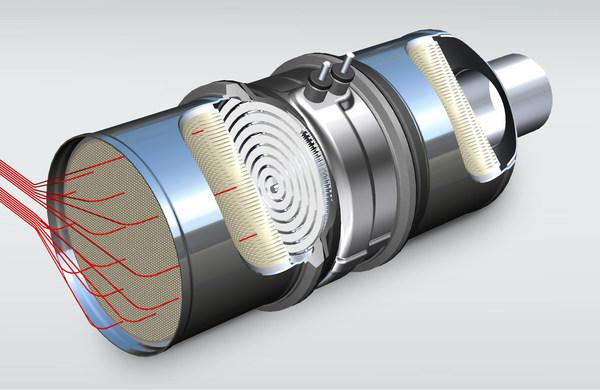 本特勒助力打造符合EU-7标准的排气系统