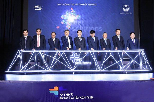 数字产品/解决方案大赛Viet Solutions 2020报名开启
