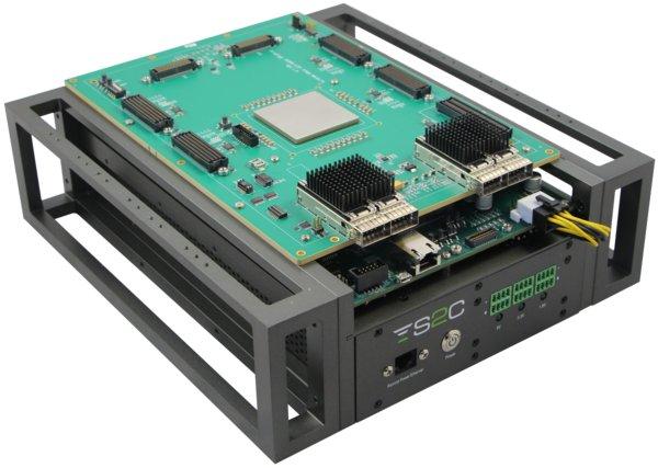 国微思尔芯发布 Prodigy™S7 系列原型验证解决方案