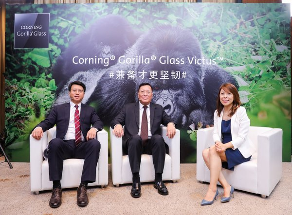 康宁推出Corning® Gorilla® Glass Victus™