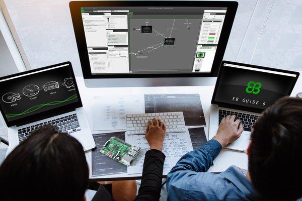 Elektrobit 提供的 EB GUIDE 工具链加速 Pioneer 最新显示音频系统的开发