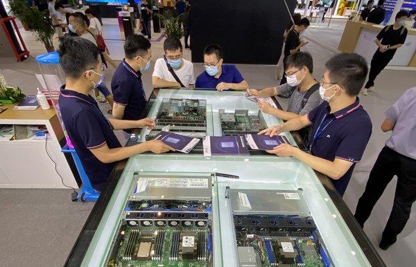 澜起科技参展2020 CITE,发布全新第二代津逮CPU