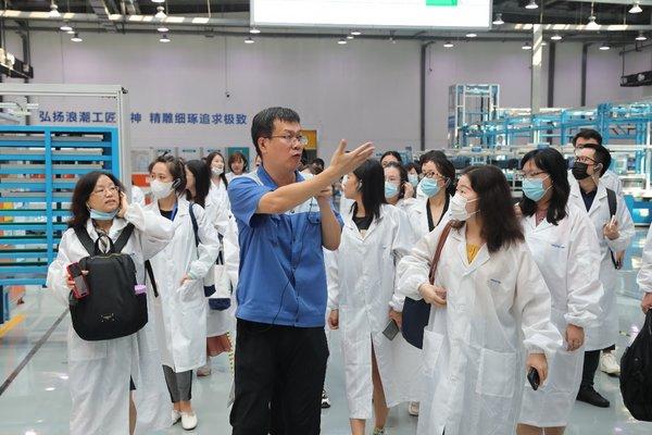 TUV南德与上海赛科利举行TISAX评估标签颁发仪式