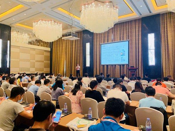SGS受邀出席第16届中国热熔胶专业高峰论坛