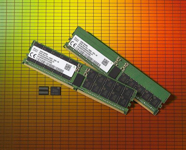 SK海力士推出全球首款DDR5 DRAM