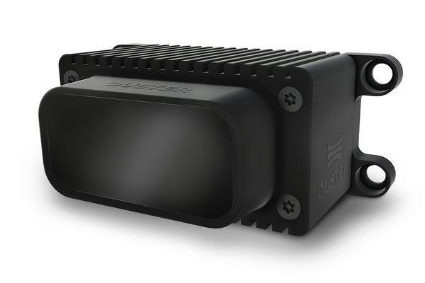 Ouster正式发布首款全固态数字激光雷达