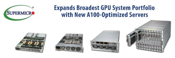 Supermicro推出最高密度4U服务器及最新8U SuperBlade®