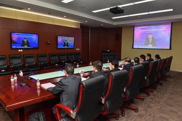 南瑞集团2020年度科技成果鉴定会成功召开