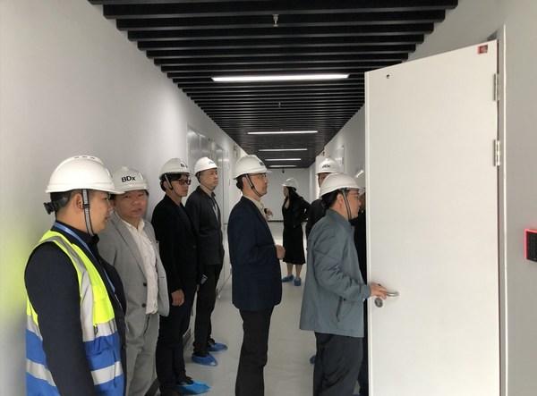 南京数据中心将成为中国领先的绿色数据中心