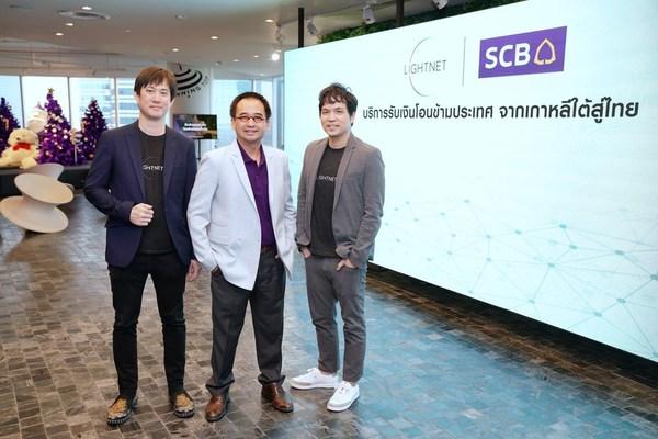 Lightnet集团与泰国汇商银行达成合作