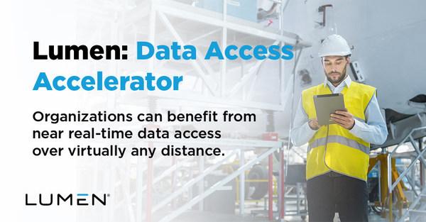 Lumen推出数据访问加速器