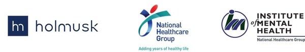 Holmusk、NHG和IMH达成战略合作加强建设当地精神健康