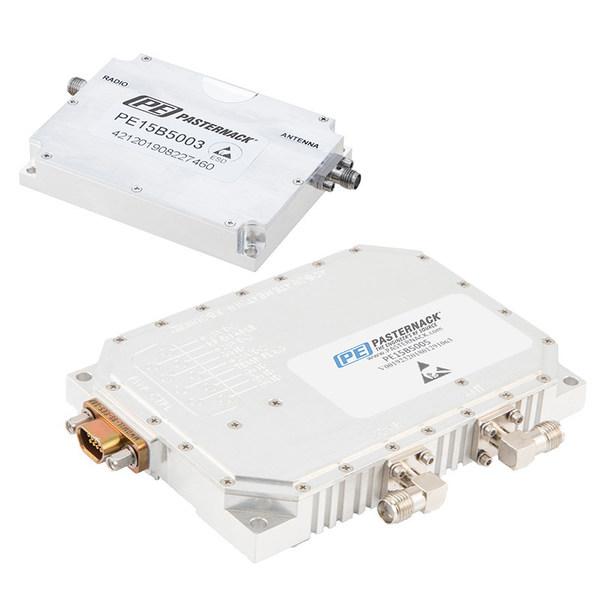 Pasternack推出新型双向放大器系列
