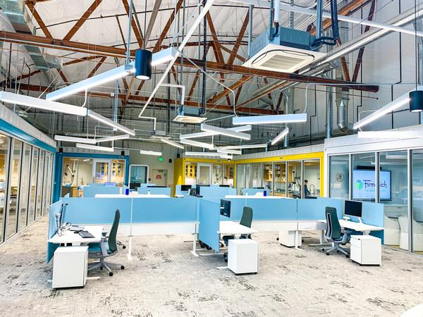 芬美意推出新设计的端到端开发西海岸创新中心