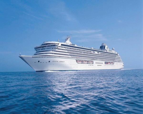 水晶邮轮成为首间于美洲地区复航的海洋邮轮公司