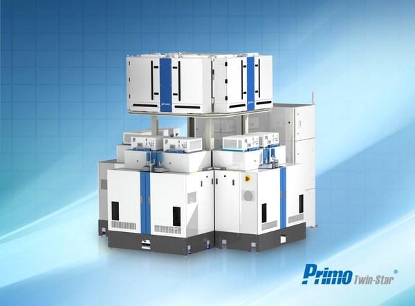 中微发布双反应台电感耦合等离子体刻蚀设备