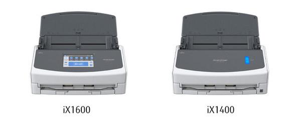 富士通扫描仪全新推出ScanSnap iX1600及iX1400两款40ppm高速扫描仪