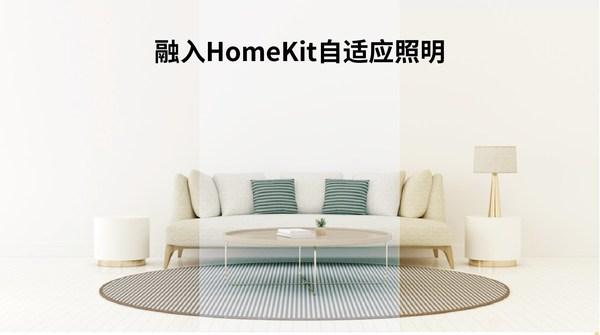 小燕科技:新品HomeKit智能筒灯上市