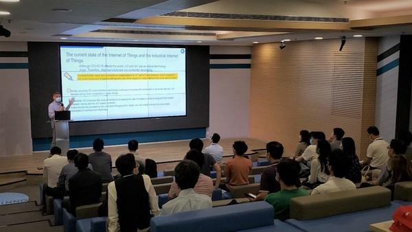 TUV南德发言香港智能生活论坛