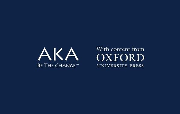 牛津大学出版社与AKA AI合作 创建人工智能英语学习项目