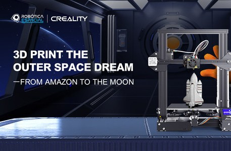"""3D打印品牌创想三维""""太空机器人""""项目发布会巴西盛大召开"""