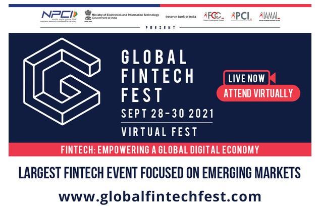 印度财政部长在全球金融科技节发布联合国报告