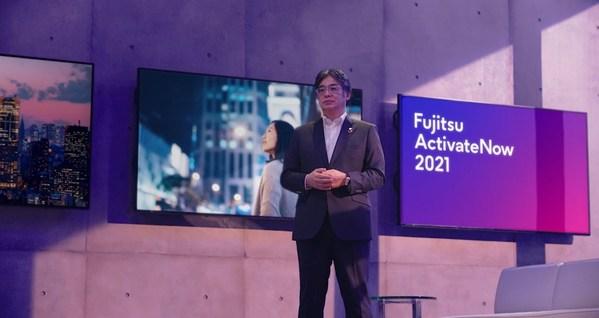 Fujitsu ActivateNow 2021线上启航,与富士通共建可持续未来
